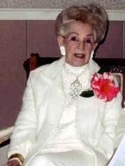 Lillian Cox died Aug. 10, 2018 at the age of 111.