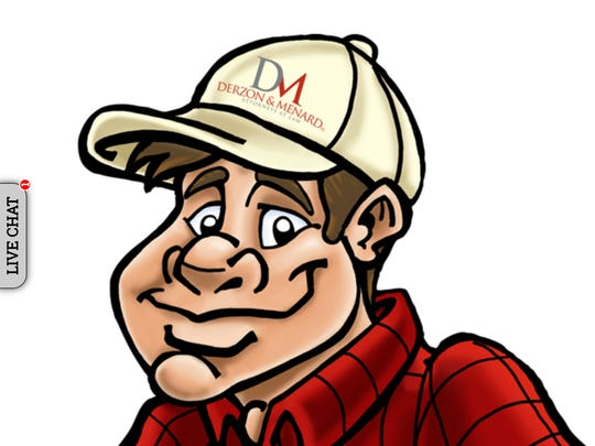 Joe Bob, a cartoon character who had been used to advertise the Derzon & Menard law firm, can now be found on the webpage for Menard & Menard, albeit still wearing his Derzon & Menard baseball hat.