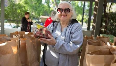 Hunger Action Month is designed to inspire people to take action and raise awareness of the fact that 48 million Americans, including 15 million children, are food insecure, according to the USDA.