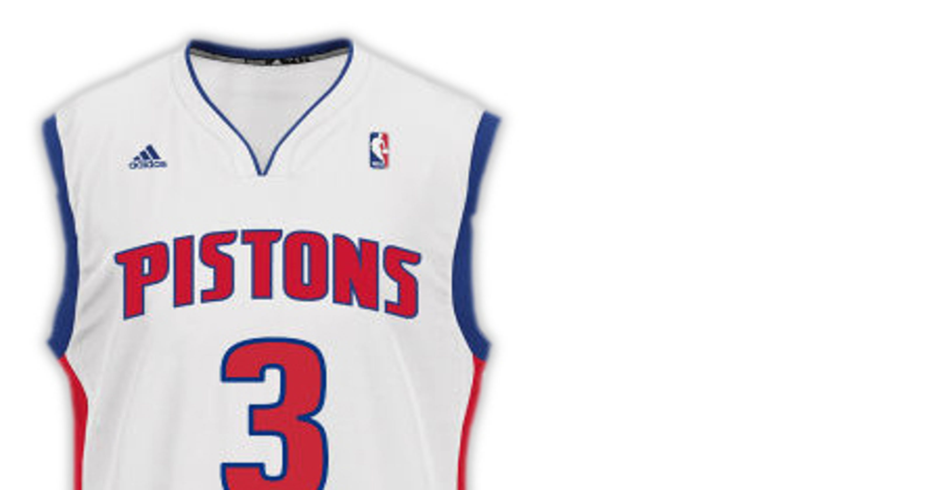 the best attitude 358ea 9593a These Detroit Pistons mock-up uniforms look pretty awesome