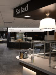 Sparrow's new eatery pictured on Tuesday, July 12,