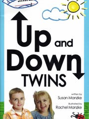 The book, Up and Down Twins is available for purchase.