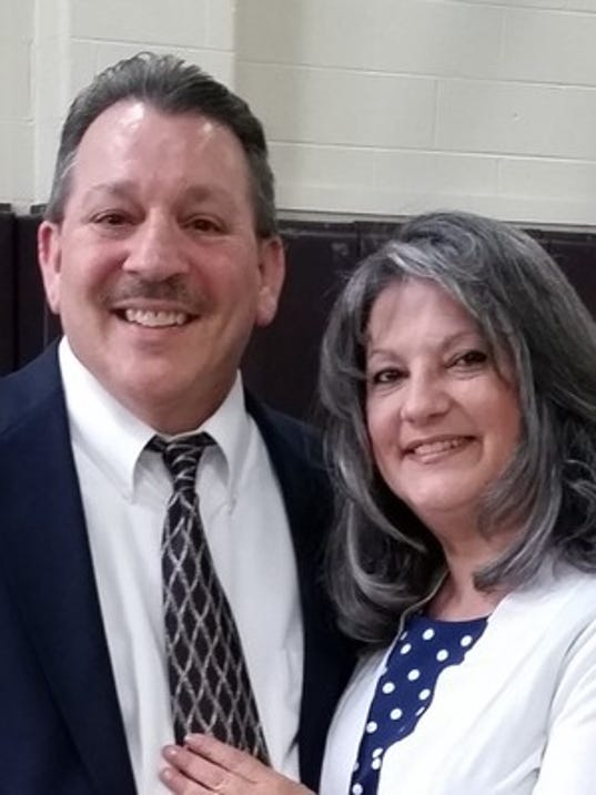 Anniversaries: Larry Bianchino & Deby Bianchino