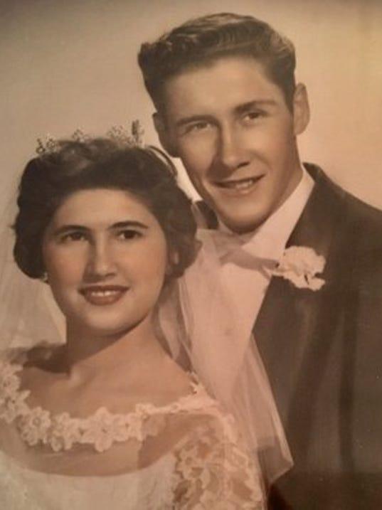 Anniversaries: Pete Convery & Ann Convery