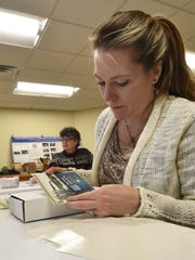Amy Paul, executive director of the Door County Maritime