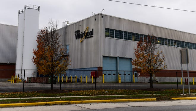 Whirlpool Corporation in Clyde, Ohio.