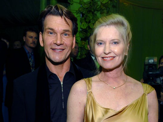 Patrick Swayze's widow says in new film that his mother was