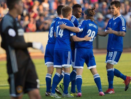 Reno 1868 FC v. LA Galaxy II