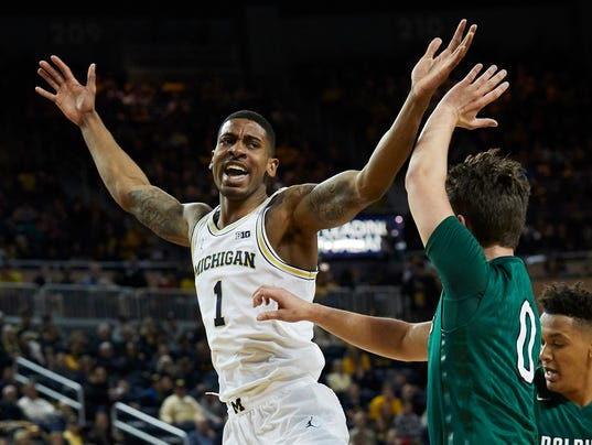 NCAA Basketball: Jacksonville at Michigan