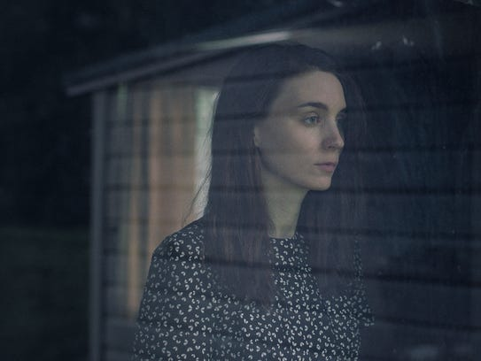 """In """"A Ghost Story,"""" M (Rooney Mara) misses her husband."""