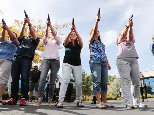 Teachers Weapon Class