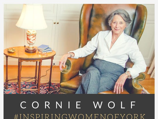 Cornelia Wolf died at the age of 94 at her home in
