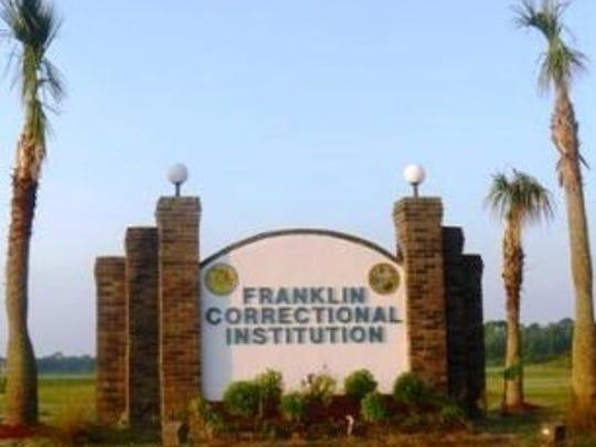 Franklin Correctional Institution.