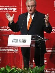 Pennsylvania Sen. Scott Wagner, R-York County, one
