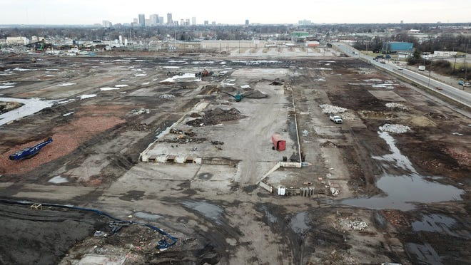 Reich Brothers Holdings is looking to develop the former Columbus Castings site on the South Side, which has been cleared for construction.