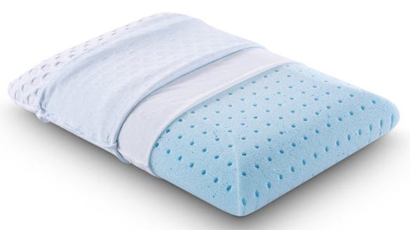 Stop Sleeping On Your Gross Old Pillow This Memory Foam