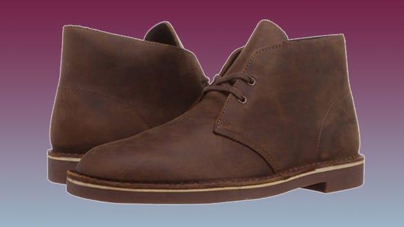 Clarks Bushacre Boots