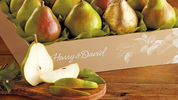 Harry & David Royal Riviera Pears