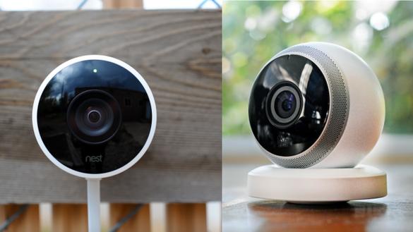 Nest Cam/Logitech Cameras