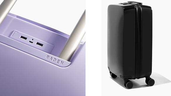 Raden A22 Smart Carry-On Luggage