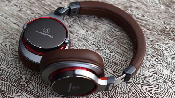 Audio Technica ATH-MSR7 Headphones