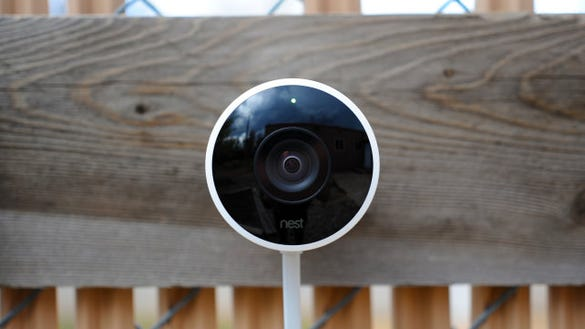 Nest Outdoor Camera