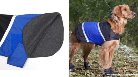 Ultra Paws Lined Dog Jacket