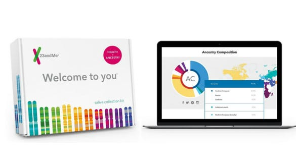 Check your basic ancestry and health with this DNA