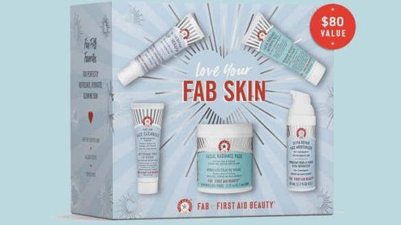 First Aid Beauty Love Your FAB Skin