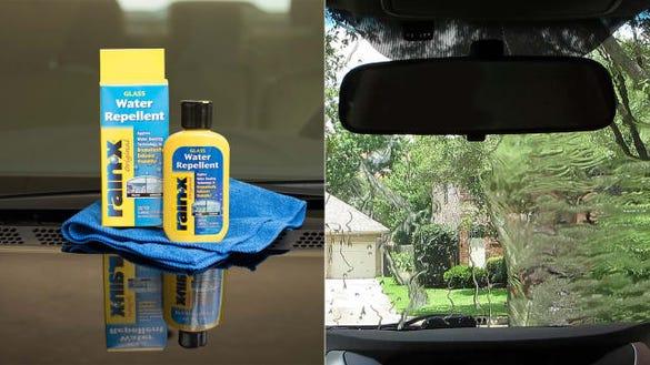 Rain-X Water Repellant for Cars