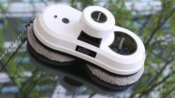 Alfawise Magnetic Window Cleaner Robot