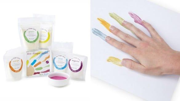 Uncommon Goods Eco Finger Paint