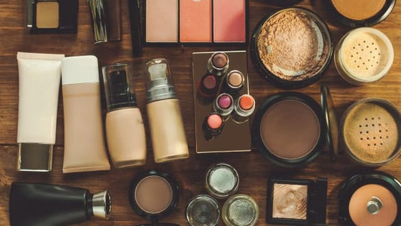 Assorted Cosmetics