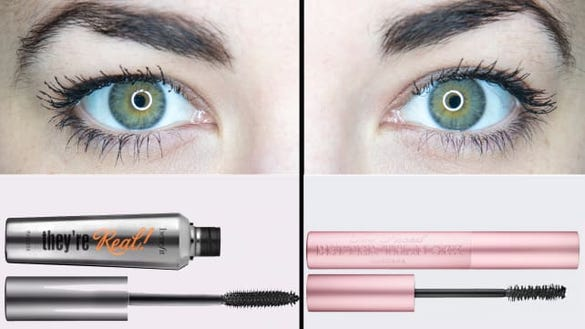 Too Faced v Benefit Mascara