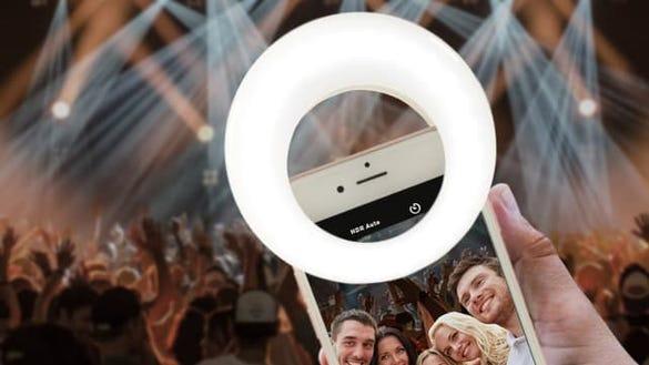 QIAYA Selfie Ring Light
