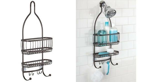 InterDesign Bathroom Shower Caddy