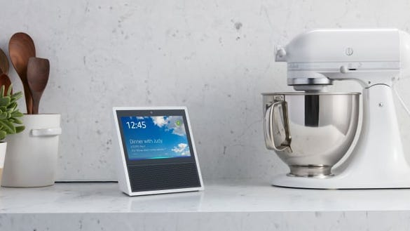 Amazon Echo Show Kitchen