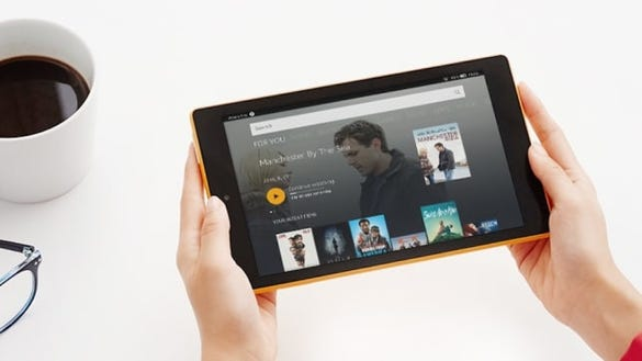 Fire HD Tablet