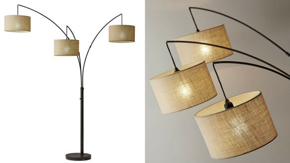 Three-In-One Floor Lamp