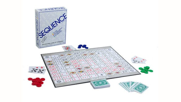 Sequence Board Game