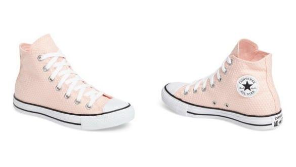 Converse Chuck Taylor All Star Woven High Top Sneaker