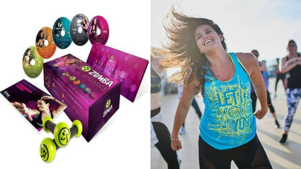 15 at home fitness products with a cult following on for Living room zumba