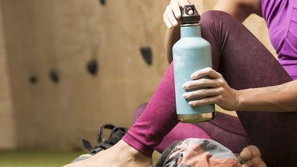 Klean Kanteen Insulated Stainless Steel Water Bottle