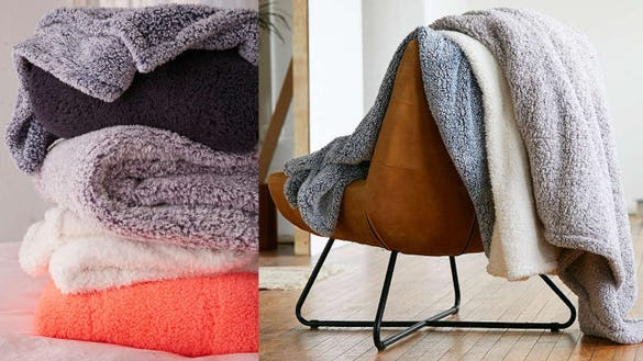 15 cozy blankets under  100 that will keep you warm this fall