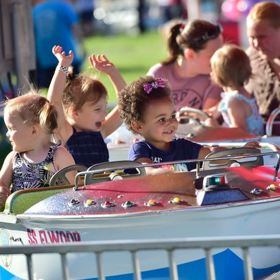 The 43rd annual Mont Alto Volunteer Firemen's Carnival
