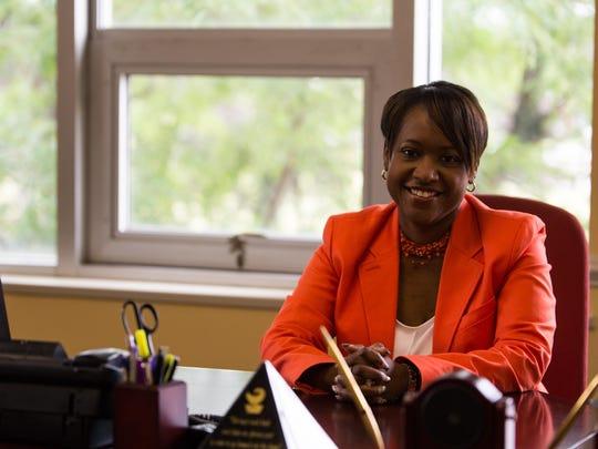 Battle Creek Public Schools Superintendent Kim Carter