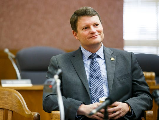 House Minority Leader Mike McLane, R-Powell Butte,