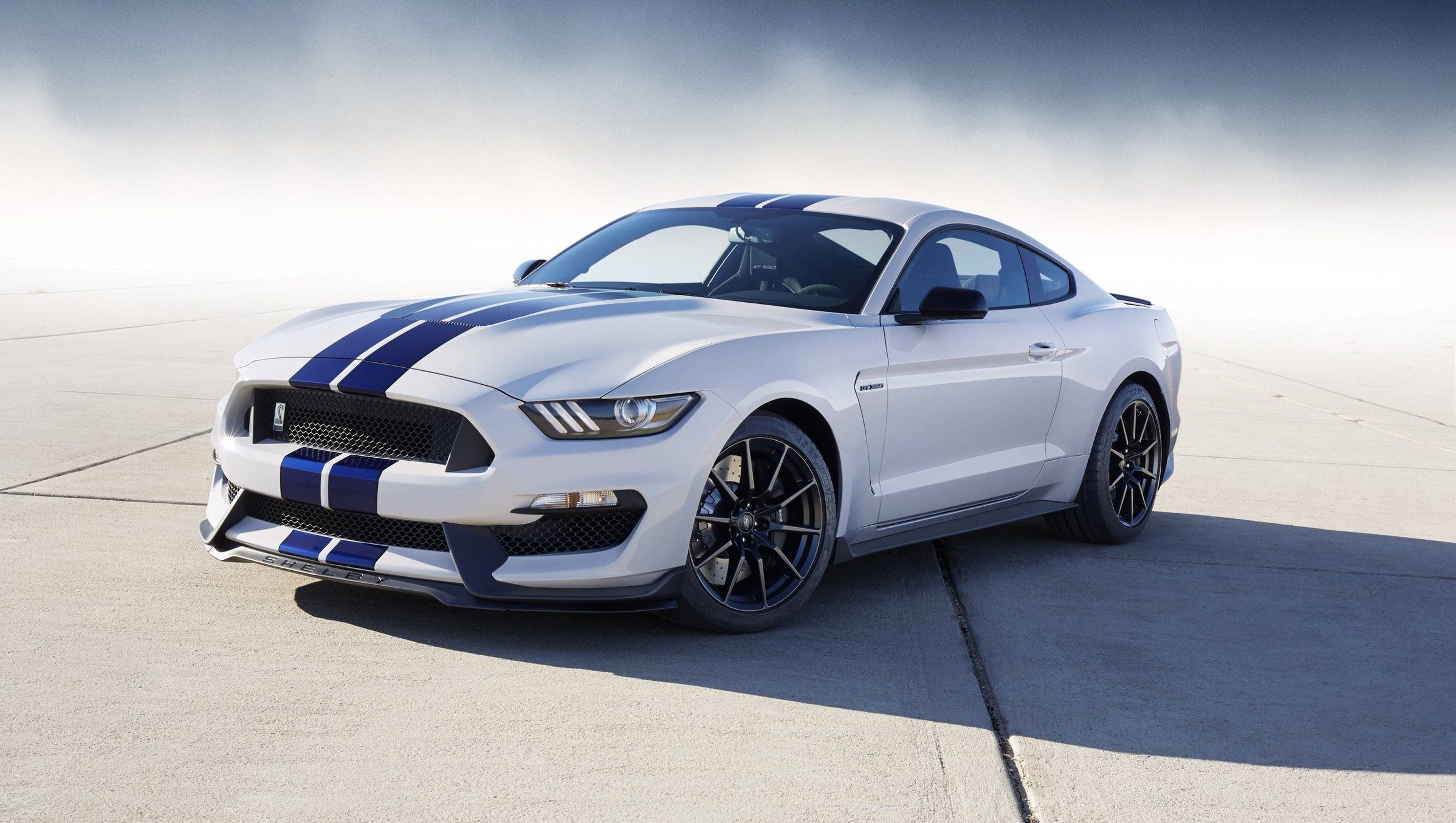 The golden age of the American muscle car is now