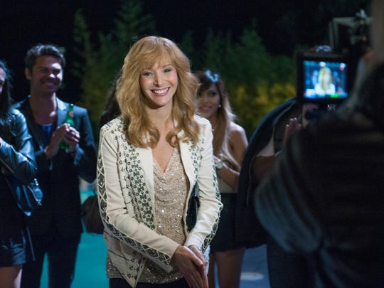 Kudrow as inept reality star Valerie Cherish in Season 2 of HBO's 'The Comeback,' which aired last year. She is nominated for an Emmy Award for actress in a comedy series with Julia Louis-Dreyfus, Amy Poehler and others.