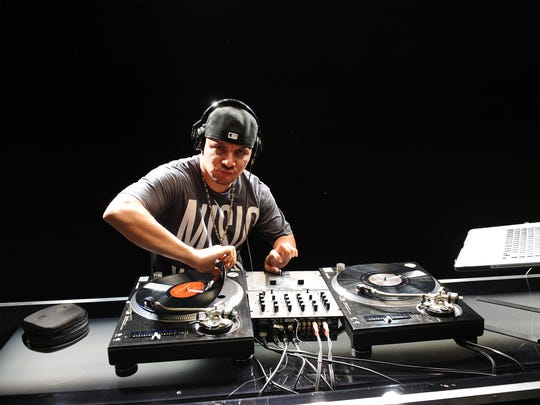Mix Master Mike, turntablist for the Beastie Boys, will spin at Hellhouse Halloween night.